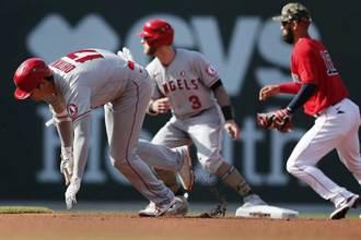 MLB》天使王牌遭打爆 大谷成為陣中最強投手