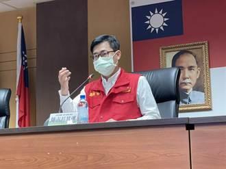 陳其邁再開防疫會議 坦言雙北病毒要小心