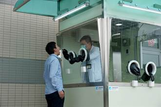 加強防疫能量 經部促工研院漏夜搭建正壓檢疫亭