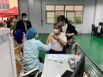 統促黨為民請願盼輸入大陸疫苗 張安樂已注射第一劑