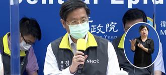 否認多條平行傳播鏈  張上淳:就是一起台灣社區的「大群聚」