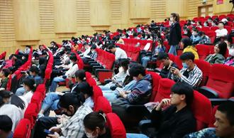「金犢三十」全球校園創意分享會走進安徽省·滁州學院