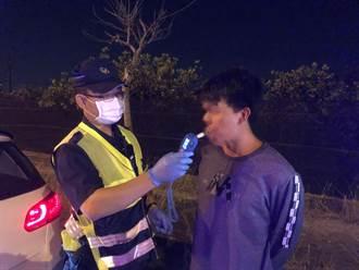 疫情嚴峻警員憂 台南市警局減少酒駕取締次數