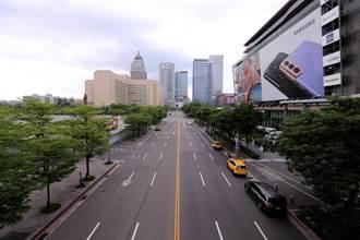 圖輯》這是禮拜日?台北市信義區街頭、北捷最新畫面曝光超震撼