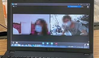酒駕男突發燒 南市升「準三級」啟動首例視訊臨時庭