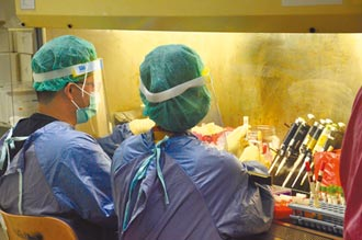 傳昆陽PCR塞爆 阿中:檢驗量能充足