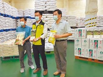 農委會喊話 儲糧足供全國7.5個月