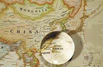 台灣終於站上風口浪尖