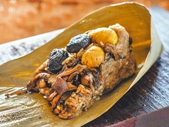 養生素粽夯 紅藜、百菇增口感