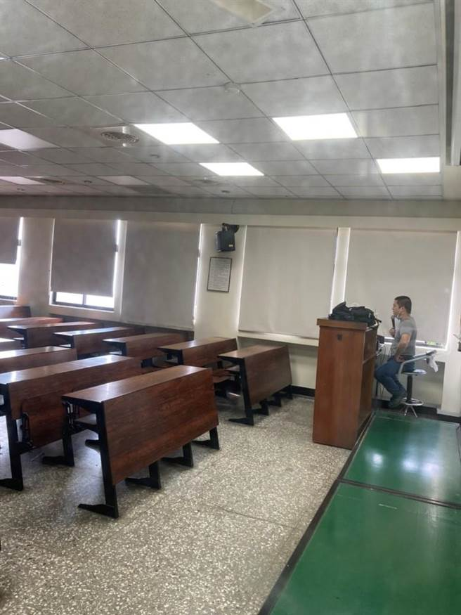 淡江大學遠距學習教師仍需到校授課  學習效果獨步全國(淡江大學提供/戴上容新北傳真)