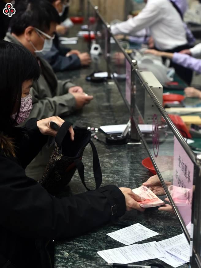 雙北三級警戒,台銀宣布五大緊急應變措施。(本報資料照片)