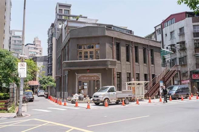 台灣著名實驗劇場「牯嶺街小劇場」(資料照、身體氣象館提供)