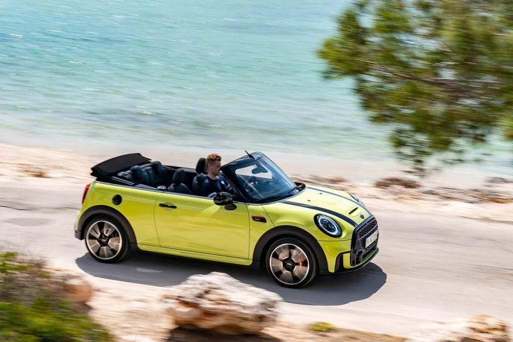 或成品牌最後一款純燃油引擎車? Mini 確認將於2025年推出下一代 Convertible 敞篷車型