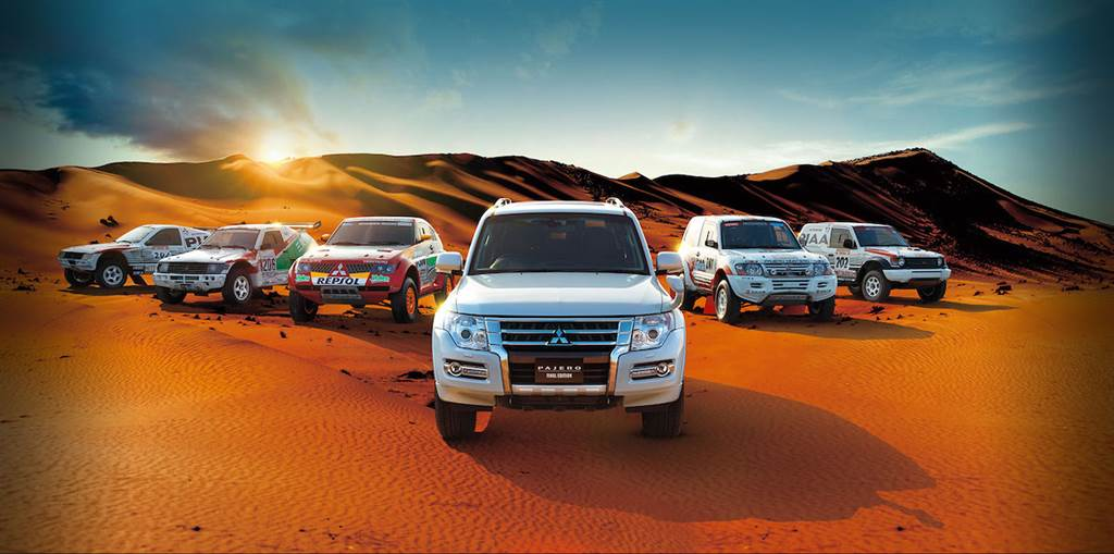 最終的最終,海外版 Mitsubishi Pajero Final Edition 限定800台澳洲亮相