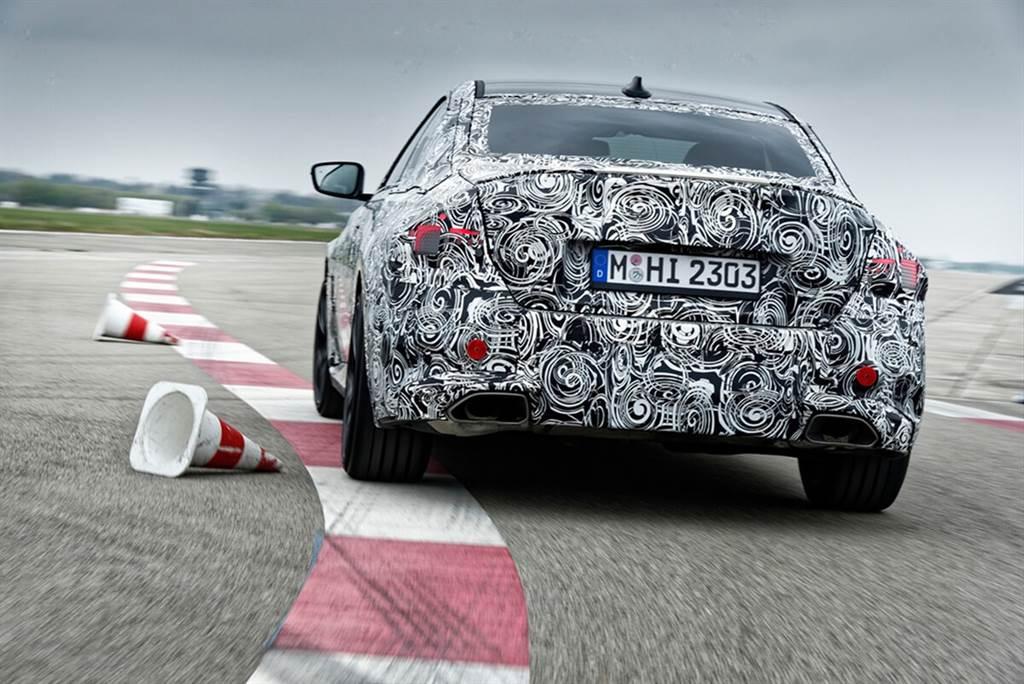 新世代BMW 2 Series Coupe將不會採用前驅平台 今年夏末開始生產