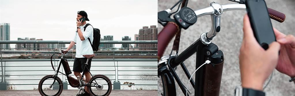 通勤時穿梭於巷弄,閒暇時漫遊於河濱,不論是在都市或是郊邊都能以永續、零碳排放方式暢遊城市。