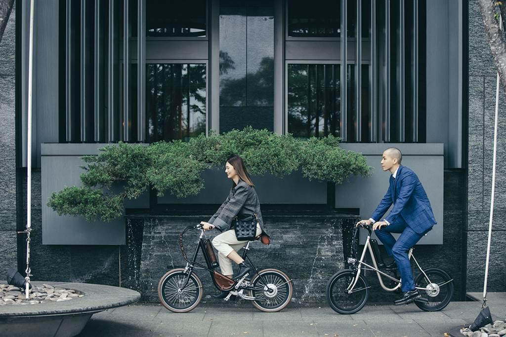 一款讓你能騎行更快,走得更遠,並且無汗通勤,享受電輔駕馭所帶來樂趣的輕電車。