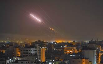 哈瑪斯7天猛轟3000枚火箭 以色列面臨有史以來最密集轟炸