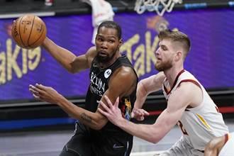 NBA》奪冠賠率籃網超越湖人第一 快艇第三