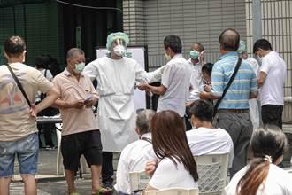 蔡明忠建議下放權責給地方 建輕症集中檢疫所
