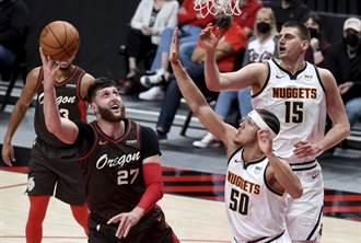 NBA》金塊鐵了心「放水」 送拓荒者搶占西區第6
