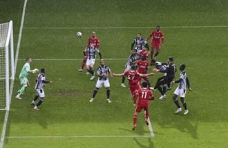 足球》利物浦129年首見!守門員親自進球獲勝