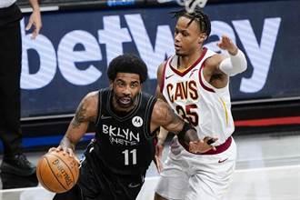 NBA》講經打球兩不誤 籃網厄文創下50-40-90紀錄
