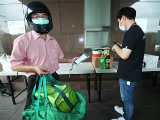因應疫情升溫 勞動部督促外送平台業者及外送員共同防堵