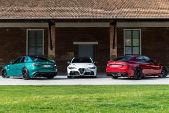 終極毒蠍 Alfa Romeo 終於在歐洲市場推出 Giulia GTA / GTAm