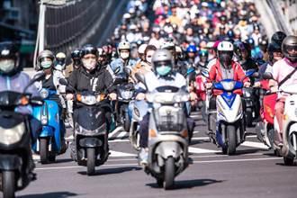 網友傳「騎車不載口罩要罰」遭法辦 民眾續傳遭譙:希望你也被罰