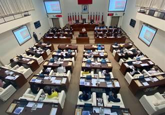 新竹市議會因應疫情升溫 定期會改書面報告質詢