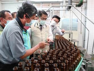 一瓶難求!隆田酒廠啟動酒精國家隊 日產12萬瓶