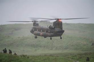 日美法三國聯合軍演 提防大陸攻打偏遠島嶼