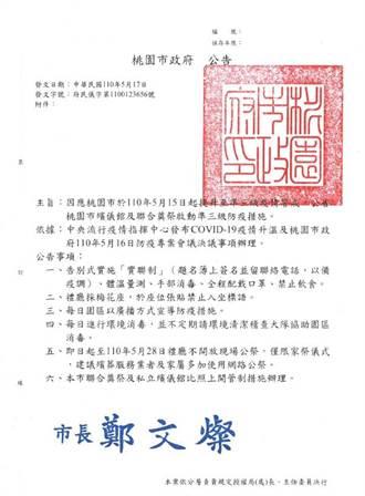桃市禁止公祭 自由捻香呼籲取消