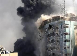 無國界記者譴責以色列 轟炸媒體駐地是戰爭罪