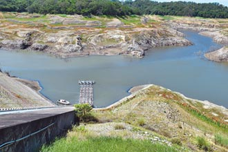 救水荒 水利署擬抽尖山下圳水源