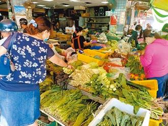 疫情恐慌 台南傳統市場貨被掃光