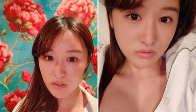 大陸籍AV女優陳美惠近來爭議不斷。(圖/陳美惠推特)