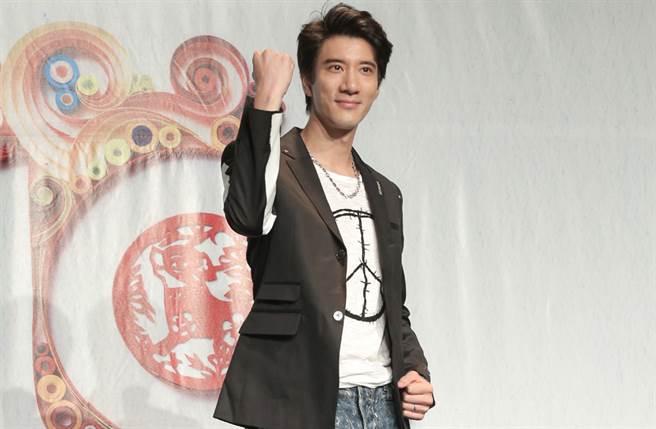 王力宏臉蛋俊俏又有才華,是公認的音樂王子。(中時資料照片)