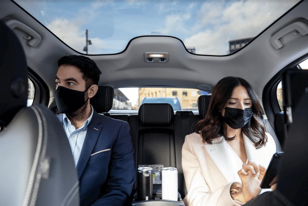 Jaguar Land Rover的未來空氣淨化技術可抑制病毒和細菌達97%