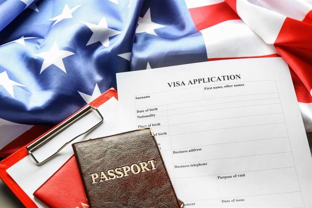 美國於近日停止中國移民局、安全部、公安部等現役人員的配偶和子女簽證。(示意圖,達志影像)