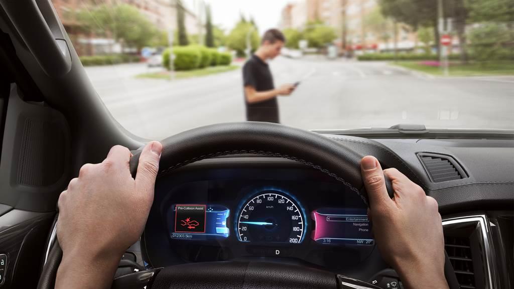 標配Ford Co-Pilot360™ Technology全方位智駕領航科技。