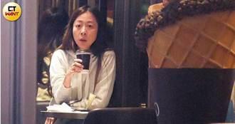 女神出巡1/休閒時刻也文青 直擊陳綺貞素顏出街喝咖啡