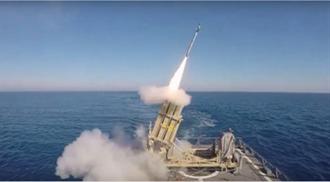 影》戰場擴及海上 以戰艦猛轟加薩 哈瑪斯打以石油平台