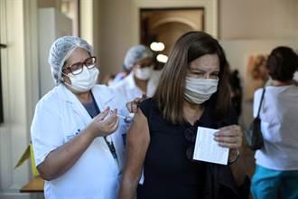 巴西新冠肺炎疫苗接種速度慢 免疫人口不到1成