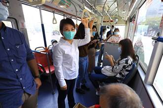 萬華男搭公車不戴口罩 還加碼辱警「白癡」判拘50日