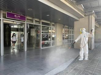 新北一確診婦人曾至內埔、火車站等地 屏縣完成軌跡消毒