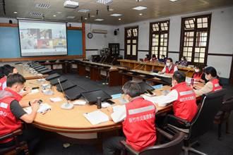 新竹市長偕5大醫院院長 組防疫作戰聯盟