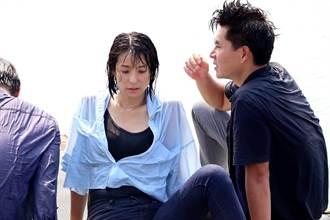 賴雅妍捨命落水助攻《三隻小豬》收視破新高 開心喊:值得了