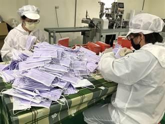 開張就爆單 金門首家醫療口罩廠上線  背後藏祖孫情洋蔥